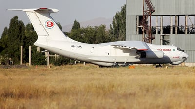 UP-I7616 - Ilyushin IL-76TD - Sayakhat Airlines