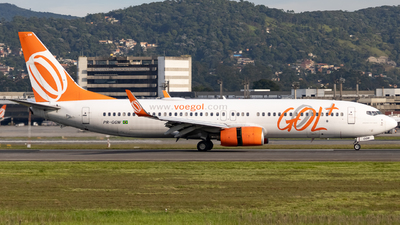 A picture of PRGGW - Boeing 7378EH - GOL Linhas Aereas - © Felipe Oliveira - oliver_spotting