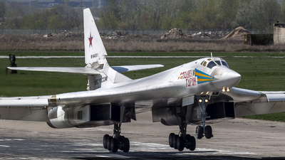 RF-94101 - Tupolev Tu-160 Blackjack - Russia - Air Force
