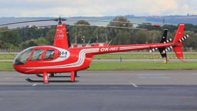 A picture of OKHEZ - Robinson R44 Raven II - [11049] - © Robert Kolek - lojza