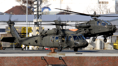 93-26495 - Sikorsky UH-60L Blackhawk - United States - US Army