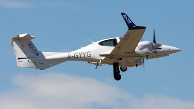 F-GYYG - Diamond DA-42 NG Twin Star - European Aero Training Institute Strasbourg (E.A.T.I.S)
