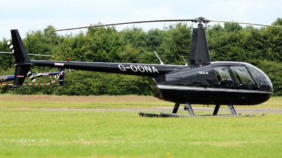 G-OONA - Robinson R44 Clipper II - Private