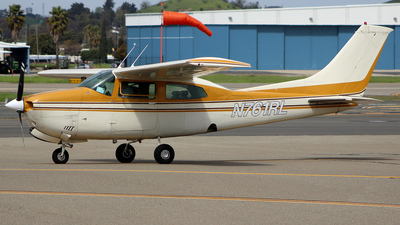 N761RL - Cessna T210M Turbo Centurion II - Private