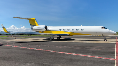 N62FF - Gulfstream G-V - Private