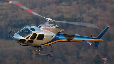 A picture of FHILF - Airbus Helicopters H125 - [8076] - © PACCALET Gilles