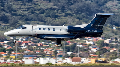OK-PHM - Embraer 505 Phenom 300 - Private