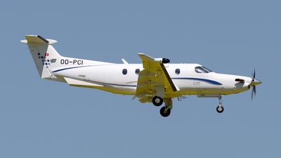 OO-PCI - Pilatus PC-12/47E - European Aircraft Private Club (EAPC)