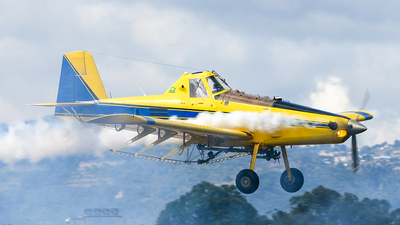 A picture of N268TW - Air Tractor AT502B - [502B2727] - © Franz Galli