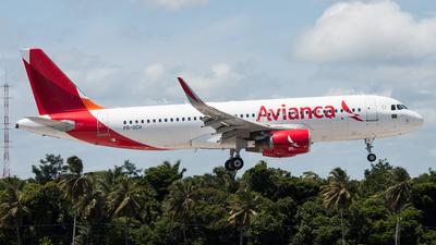PR-OCH - Airbus A320-214 - Avianca Brasil
