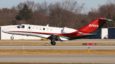 N286N - Cessna 525 Citationjet CJ3 - Private
