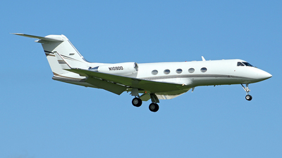 N109DD - Gulfstream G-III - Private
