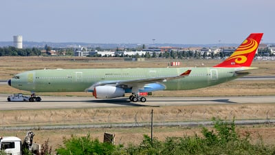 F-WWCZ - Airbus A330-343 - Airbus Industrie