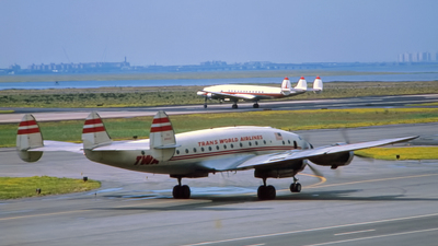 N91212 - Lockheed L-749 Constellation - Trans World Airlines (TWA)