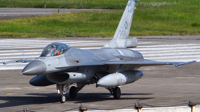 6691 - General Dynamics F-16AM Fighting Falcon - Taiwan - Air Force