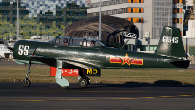 ZK-MAO - Nanchang CJ-6 - Private