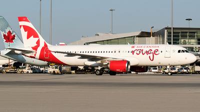 C-GFCH - Airbus A320-214 - Air Canada Rouge