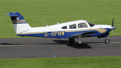 A picture of GGPMW - Piper PA28RT201T - [28R8031041] - © Ian Howat