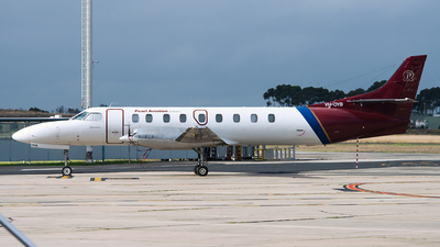 VH-OYB - Fairchild SA227-DC Metro 23 - Pearl Aviation