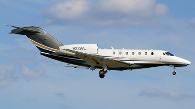 N713FL - Cessna 750 Citation X - Flight Options