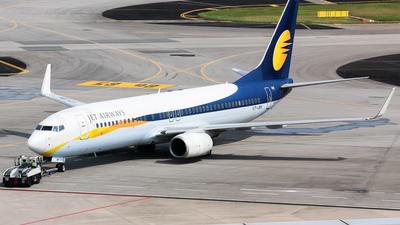 VT-JBK - Boeing 737-85R - Jet Airways