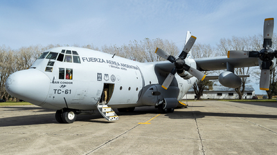 TC-61 - Lockheed C-130H Hercules - Argentina - Air Force