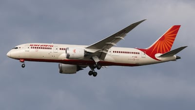 VT-ANW - Boeing 787-8 Dreamliner - Air India