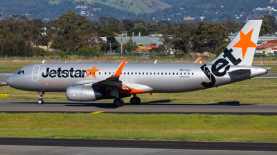VH-XSJ - Airbus A320-232 - Jetstar Airways