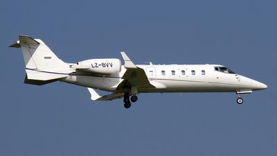 LZ-BVV - Bombardier Learjet 60 - Aviodelta
