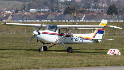 G-BFRV - Reims-Cessna FA152 Aerobat - Sussex Flying Club