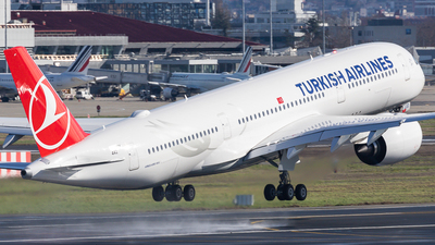 F-WZGK - Airbus A350-941 - Turkish Airlines