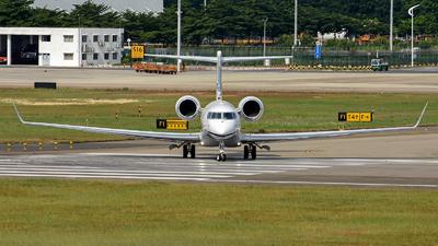 B-3269 - Gulfstream G650 - Private