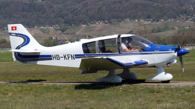 A picture of HBKFN - Robin DR400/180 - [2503] - © Mirko Bleuer