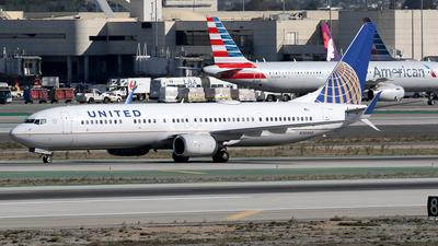 N36444 - Boeing 737-924ER - United Airlines