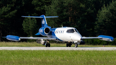 A picture of DCGFB - Learjet 35A -  - © Bartosz Glasek