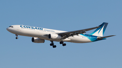 F-HZEN - Airbus A330-343 - Corsair International