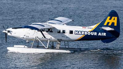 C-GHAS - De Havilland Canada DHC-3T Otter - Harbour Air