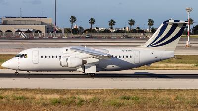 G-TYPH - British Aerospace BAe 146-200 - BAe Systems