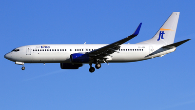 OY-JZK - Boeing 737-86Q - Jettime