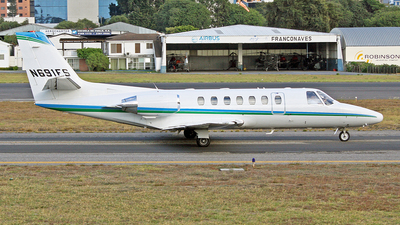 N691ES - Cessna 560 Citation Ultra - Private