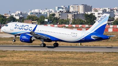A picture of VTITH - Airbus A320271N - IndiGo - © Rohan Paliwal