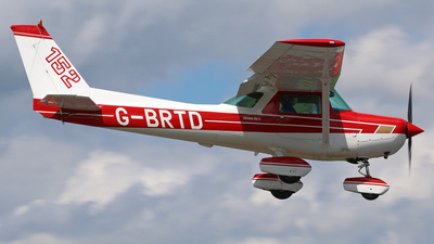 A picture of GBRTD - Cessna 152 - [15280023] - © Brian T Richards