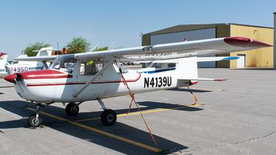 N4139U - Cessna 150D - Private