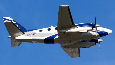 C-GIZX - Beechcraft A100 King Air - Air Creebec