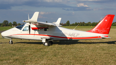 SP-MEP - Tecnam P2006T - Bartolini Air