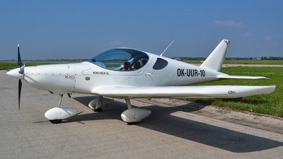 OK-UUR-10 - Roko Airplane NG6 UL - Private