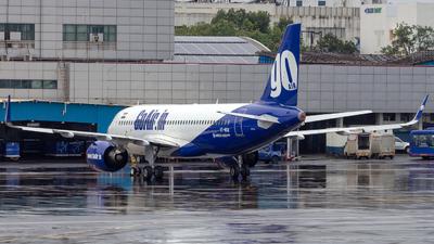 VT-WGW - Airbus A320-271N - Go Air