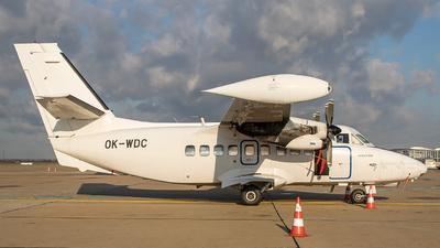 A picture of OKWDC - Let L410 Turbolet - Silver Air - © Josip Markuz