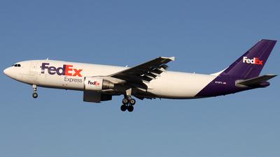 N721FD - Airbus A300B4-622R(F) - FedEx
