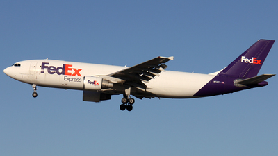 A picture of N721FD - Airbus A300B4622R(F) - FedEx - © Kendrick Dlima